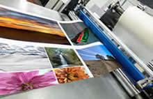 Digital- Offset printing pictures